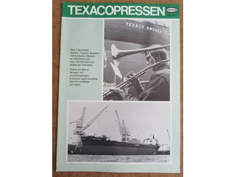 Texaco Texacopressen dec 1972