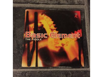 BASIC ELEMENT - THE FIDDLE . (CD-SINGEL)