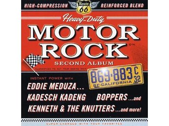 Motorrock vol 2 (CD)
