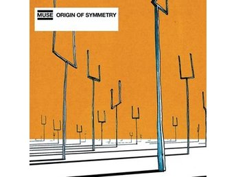 Muse: Origin of symmetry (2 Vinyl LP)
