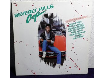 "Music From The Motion Picture Soundtrack ""Beverly Hills Cop"" - Analogt original"