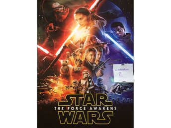 STAR WARS VII 61 x 91 Cm THE FORCE AWAKENS POSTER