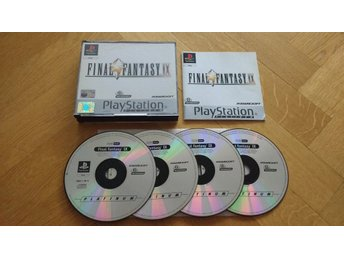PlayStation/PS1: Final Fantasy IX 9