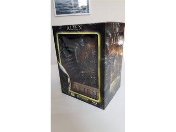 Alien Anthology - Limited Edition Alien Egg - Blu-ray