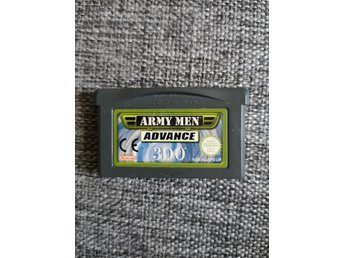 Army Men Advance gba, gameboy advance