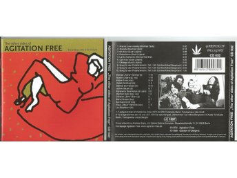 AGITATION FREE - The Other Sides Of Agitation Free (remastered CD 1974/1999)