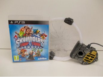 Spel Playstation 3 PS3  Skylanders TRAP TEAM    Spelet + Portal