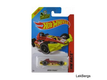 HOT WHEELS RACE Arrow Dynamic