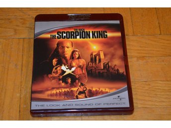 The Scorpion King HD DVD