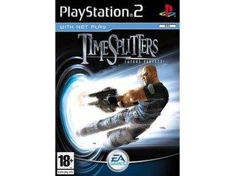 TimeSplitters: Future Perfect - Playstation 2 - Varberg - TimeSplitters: Future Perfect - Playstation 2 - Varberg