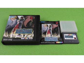Dark Arms Komplett i mycket fint skick Neo Geo Pocket Color - Hägersten - Dark Arms Komplett i mycket fint skick Neo Geo Pocket Color - Hägersten