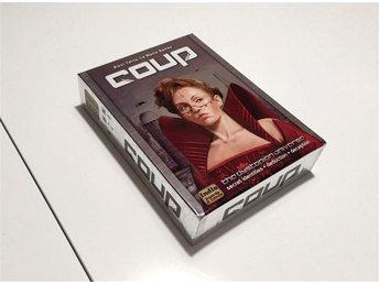 Coup - The Dystopian Universe - Bluffspel 2-6 spelare - Uppsala - Coup - The Dystopian Universe - Bluffspel 2-6 spelare - Uppsala