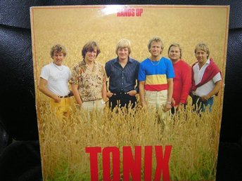 Tonix Hands Up   LP   År 1981