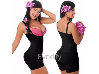 Hips Lift Up Jumpsuit Romper  Strlk XXL Corset Body Shapewear