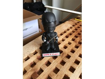 Funko Bobble head staty Snake Eyes Neo Viper Storm Shadow G I Joe