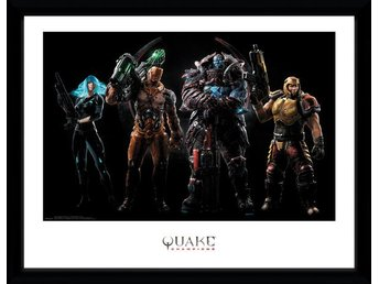 Tavla - Spel - Quake Champions Group