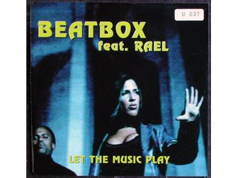 BEATBOX FEAT. RAEL - LET THE MUSIC PLAY (EURO HOUSE)