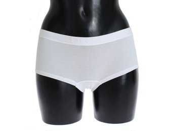 Dolce & Gabbana - White Stretch Briefs Panties Underwear