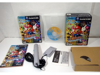 Mario Party 6 till japansk GameCube