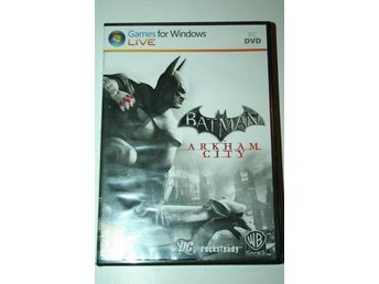 Batman - Arkham City (2-disc PC DVD-ROM)