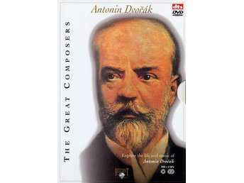 Dvorak: The great composers (DVD + 2 CD)