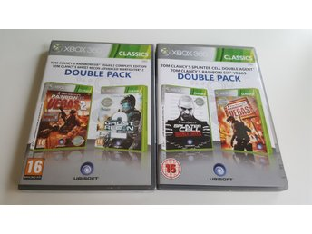 Tom clancy collection xbox360