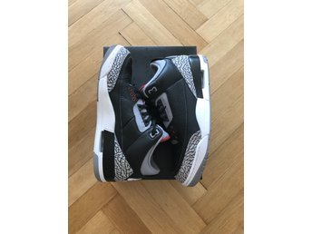 Jordan Black Cement 3 US 11