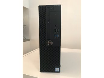 Dell Optiplex 3050 core i5 - 7500 cpu @ 3.41GHz , 16gb , 256gb