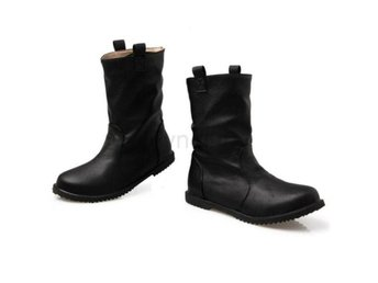 Dam Boots Mujer New High Quality Footwear Shoes Black 42