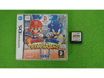 Mario & Sonic at the Olympic Games Nintendo DS