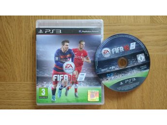 PlayStation 3/PS3: FIFA 16