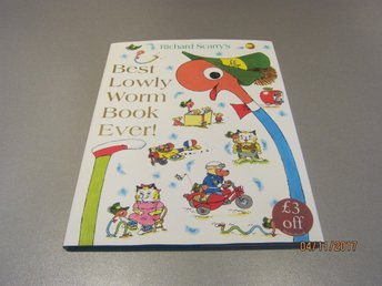 "Richard Scarry´s ""Best Lowly Worm Book Ever"""