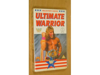 ULTIMATE WARRIOR - COLLECTOR,S SERIES