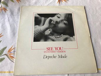 DEPECHE MODE - SEE YOU 12""