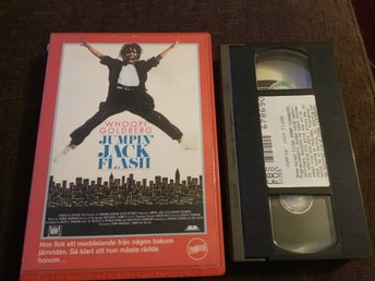 Jumpin' Jack Flash (Whoopi Goldberg) *Media Transfer *fd hyr