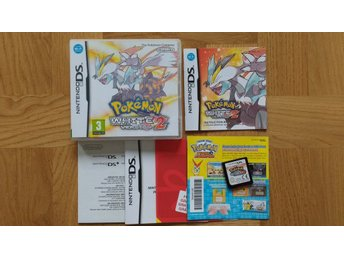 Nintendo DS: Pokemon White 2