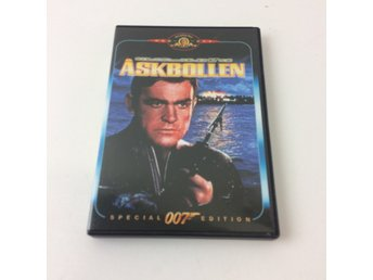 Åskbollen, Film, DVD, Action, Terence Young, 1965