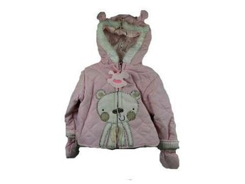 Vinter Jacka cl 62/68 , 3-6 m Rosa