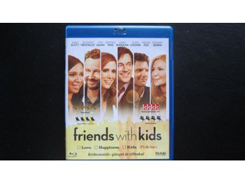 Blu-Ray Friends With Kids (Megan Fox, Edward Burns, Kristen Wiig, Adam Scott) - Täby - Blu-Ray Friends With Kids (Megan Fox, Edward Burns, Kristen Wiig, Adam Scott) - Täby