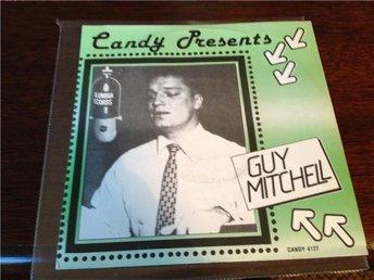 "Guy Mitchell - Candy Presents /Rock-a-billy 3 - 7"" EP - örebro - Guy Mitchell - Candy Presents /Rock-a-billy 3 - 7"" EP - örebro"