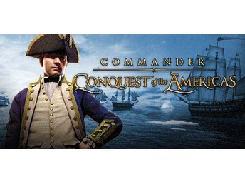 Commander: Conquest of The Americas Gold Steam Kod