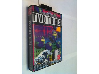 Megadrive: Two Tribes - Populous II (2)