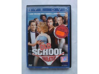 DVD - Old School Unrated