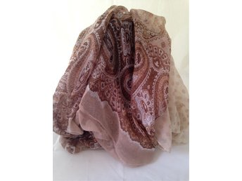 Tubsjal paisley beige