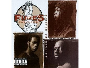CD -Fugees ‎– Blunted On Reality