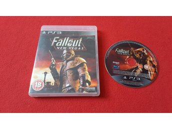 FALLOUT NEW VEGAS till Sony Playstation 3 PS3