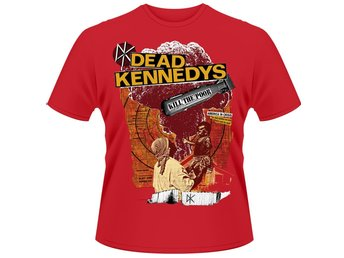 DEAD KENNEDYS KILL THE POOR T-Shirt - Large