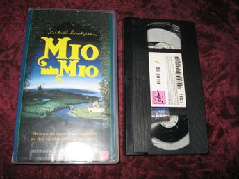 MIO MIN MIO (TIMOTHY BOTTOMS,SUSANNAH YORK) VHS