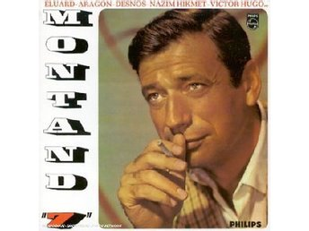 Yves Montand ‎– Montand D'hier Et D'aujourd'hui
