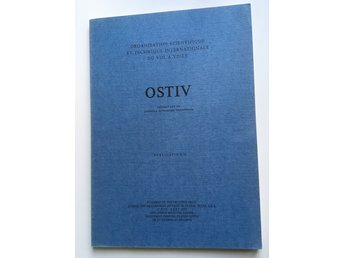 OSTIV Publication XI (Alpine / Texas, USA, 1970)